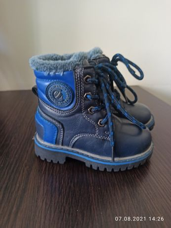 Дитячі черевички на хлопчика Clibee