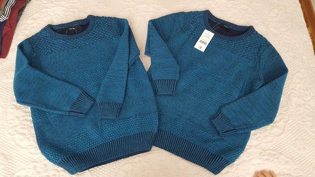 sweter George 122cm nowy