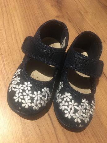 Buty dziewczece rozmiar 23