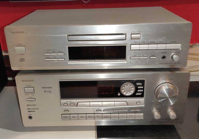 Odtwarzacz CD ONKYO DX-7511 jak nowy