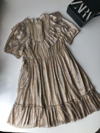 Новое платье Zara на 10 лет,140 р,нарядное платье,monsoon,next,h&m