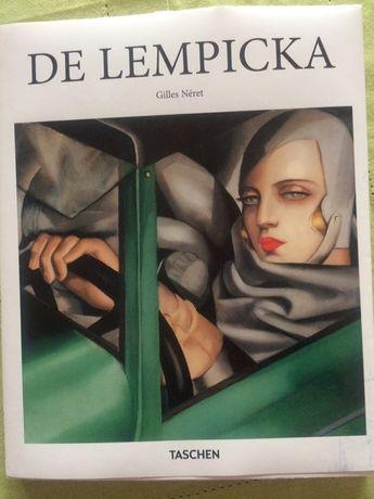 Gilles Neret: De Lempicka album
