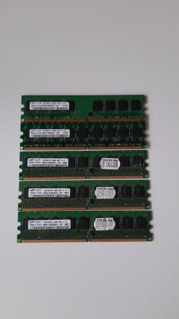 Оперативная память ddr2 1gb Комплект!