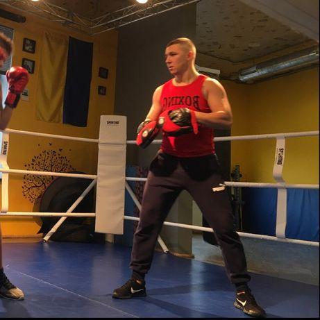 Бокс, Тренировки по боксу, Boxing, персональные тренировки бокс