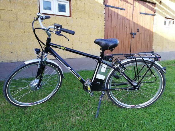 Sprzedam Rower ze wspomaganiem