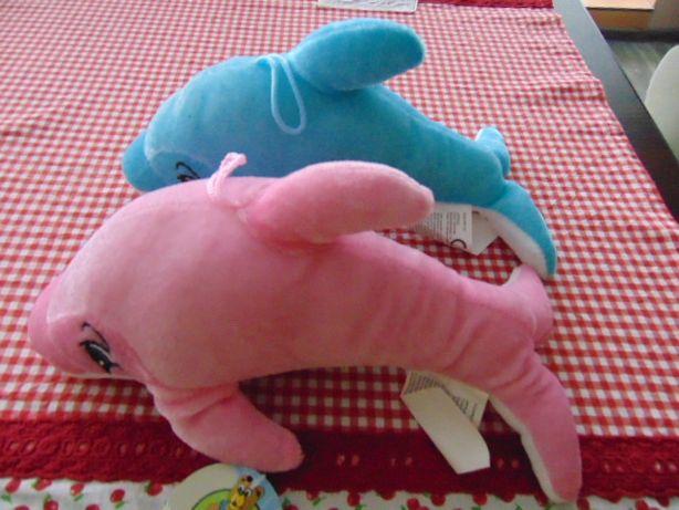 Maskotka pluszak delfinek nowy