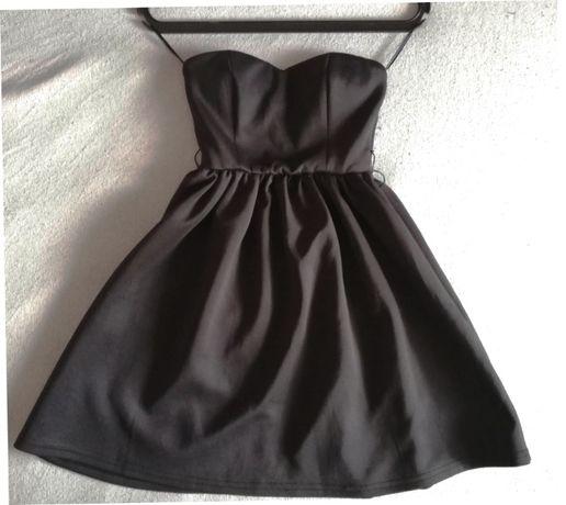 Seksowna sukienka czarna Tally WeiJL rozm.34 XS
