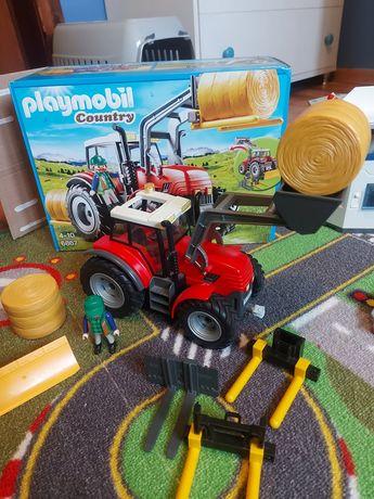 Playmobil country traktor 6867
