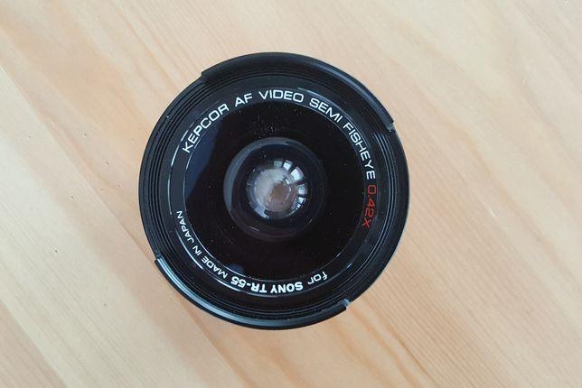 Obiektyw Kepcor AF Video Semi Fisheye 0,42x