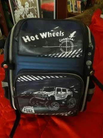Ортопедический рюкзак Hot Wheels