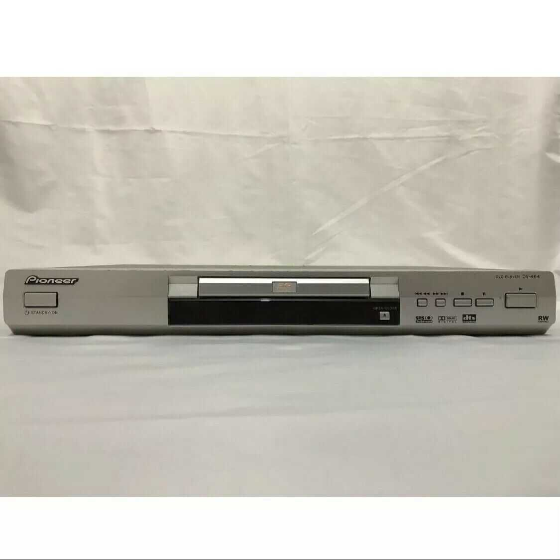 DVD Pioneer DV-464