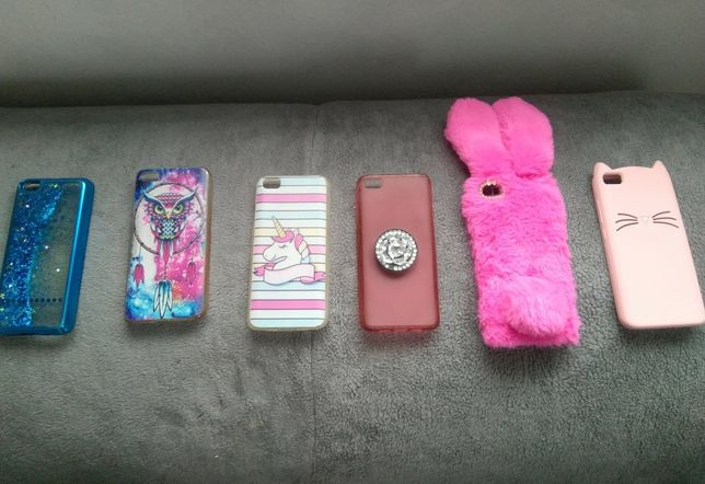 5 Capas smartphone mi5