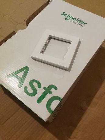 Schneider ASFORA ramki pojedyńcze 34 Sztuki