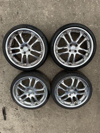 "Kola felgi aluminiowe Opel Astra Corsa  18"" 4x100 7,5J ET45 215/35/18"