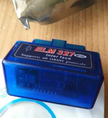 ЕЛМ 327 V1.5, elm327 OBD2 автосканер, Чип PIC18F25K80