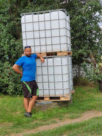 BECZKA mauzer SCHUTZ beczki mauser kontener pojemnik zbiornik IBC UN