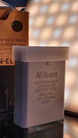 Nikon akumulator EN-EL14a