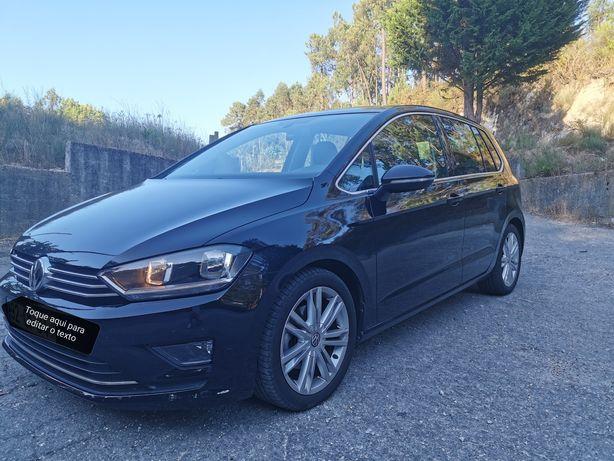 VW Golf sportsvan 1.6 tdi nacional (14.249€) negociável