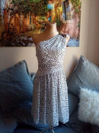 NOWA - MAXANDOLEO - Prześliczna sukienka r. XS/S
