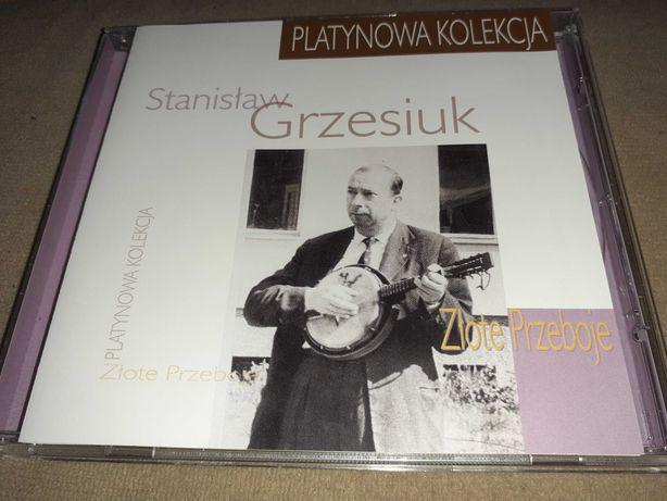 Stanisław Grzesiuk Platynowa Kolekcja Złote Przeboje