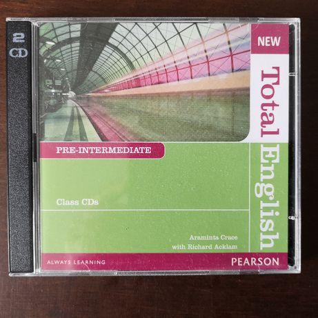 New Total English Pre-intermediate Class CD