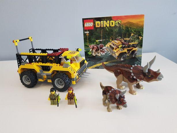 LEGO DINO Jurassic World dinozaur
