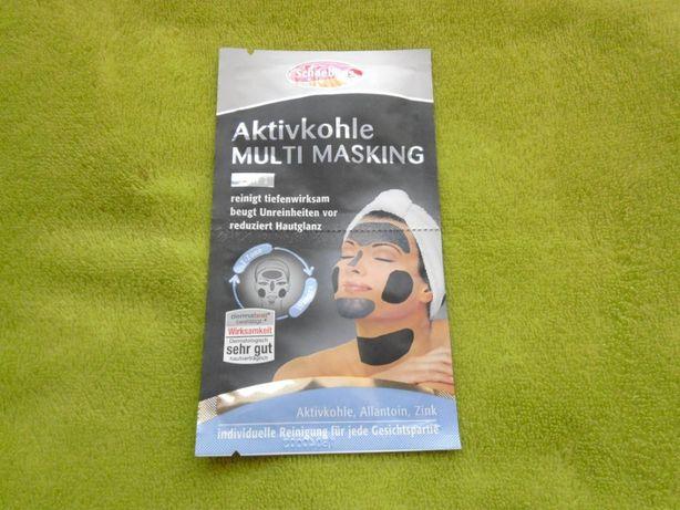 Schaebens Aktivkhole Multi Masking aktywny węgiel do twarzy 2x5ml
