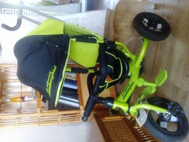 Велосипед Ламборджини в идеале