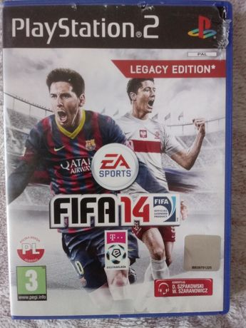 FIFA 14 PS2 Playstation 2