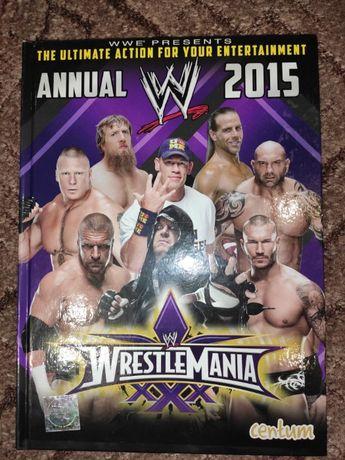 Комиксы Wrestle Mania 2015 года