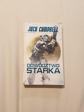Dowództwo Starka Jack Campbell autor Zaginona flota książka