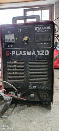 Przecinarka plazmowa STAMOS S-Plasma - 120 A - 400 V