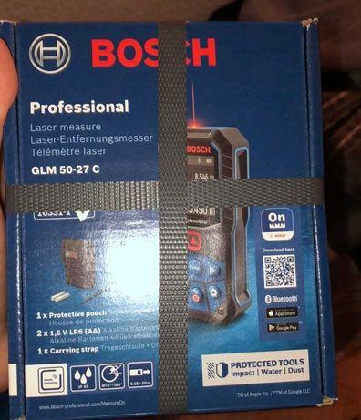 Лазерный дальномер Bosch professional GLM 50-27 CG