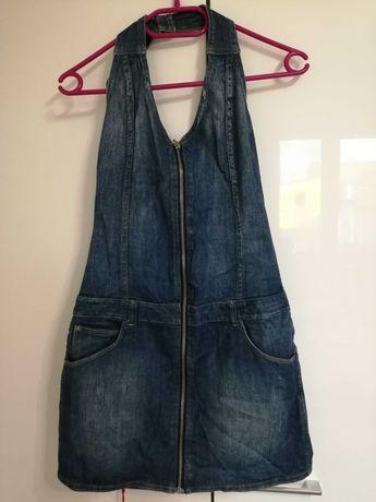 Wrangler sukienka jeans rozm. 36.