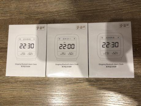 Умный будильник/часы/термометр/гигрометр Xiaomi Qingping (CGD1)