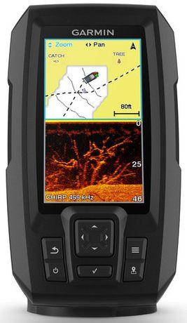 """Echosonda Garmin Striker Plus 4cv 4,3"""" kolor GPS"""