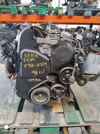 Motor Renault F9Q734 f9q 734