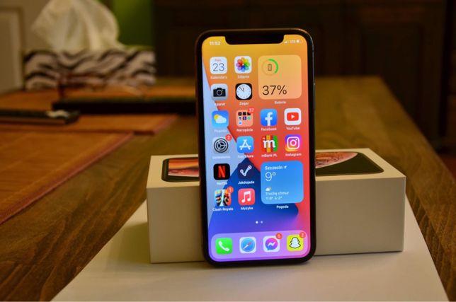 Iphone Xs 64gb Gold Jak Nowy Gwarncja