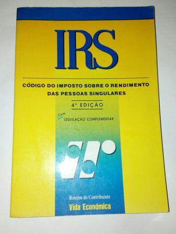 Lote livros técnicos da área de Economia, Contabilidade e Fiscalidade