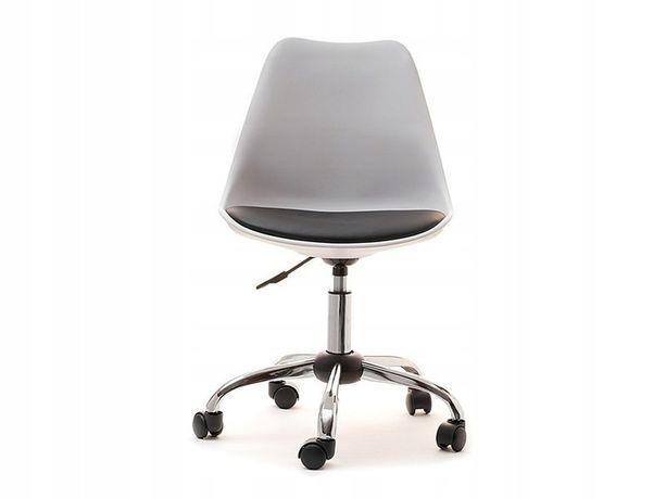 Fotel biurowy obrotowy krzesło MILANO ekoskóra