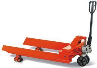 Porta-paletes para transporte de Bobines e rolos