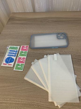 Iphone 12 pro max etui case szklo