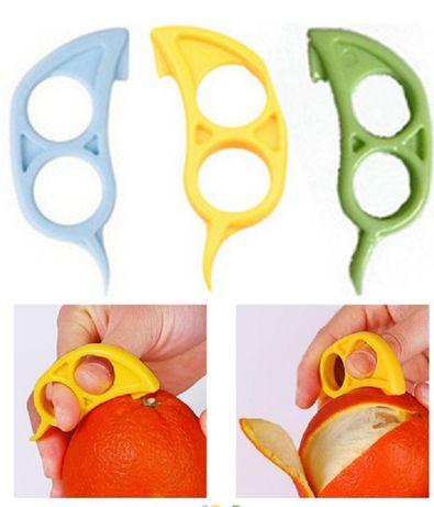 2 x Obieraczka obierak cytryn cytrusów pomarańczy