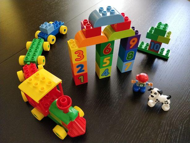 """LEGO duplo конструктор """"Поезд считай и играй"""""""