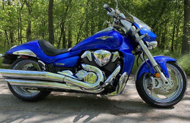 Мотоцикл Suzuki m109r boulevard intruder 1800