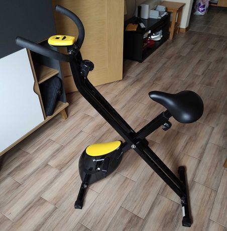 Rower treningowy magnetyczny składany FLEXIPRO - OKAZJA TANIO !!!
