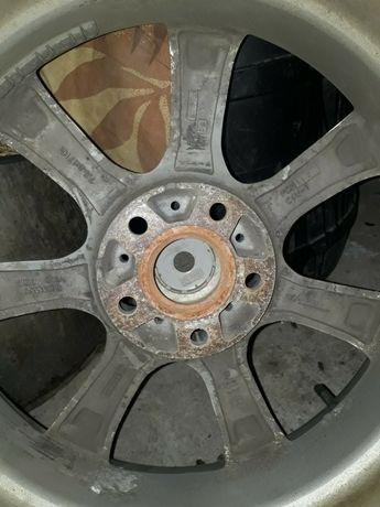 Резина зима с дисками R17 ауди