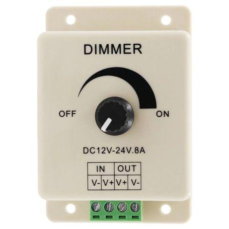 Диммер 12-24В 8А регулировка яркости LED