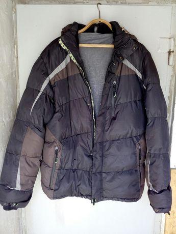 Зимняя куртка 52 размер