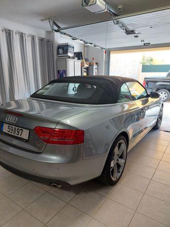 Audi A5 Cabrio 3.0 V6 Quatro